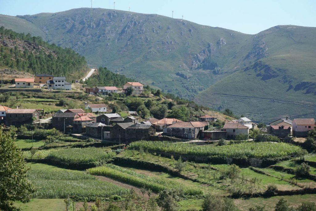 Varzigueto, no Parque Natural do Alvão.