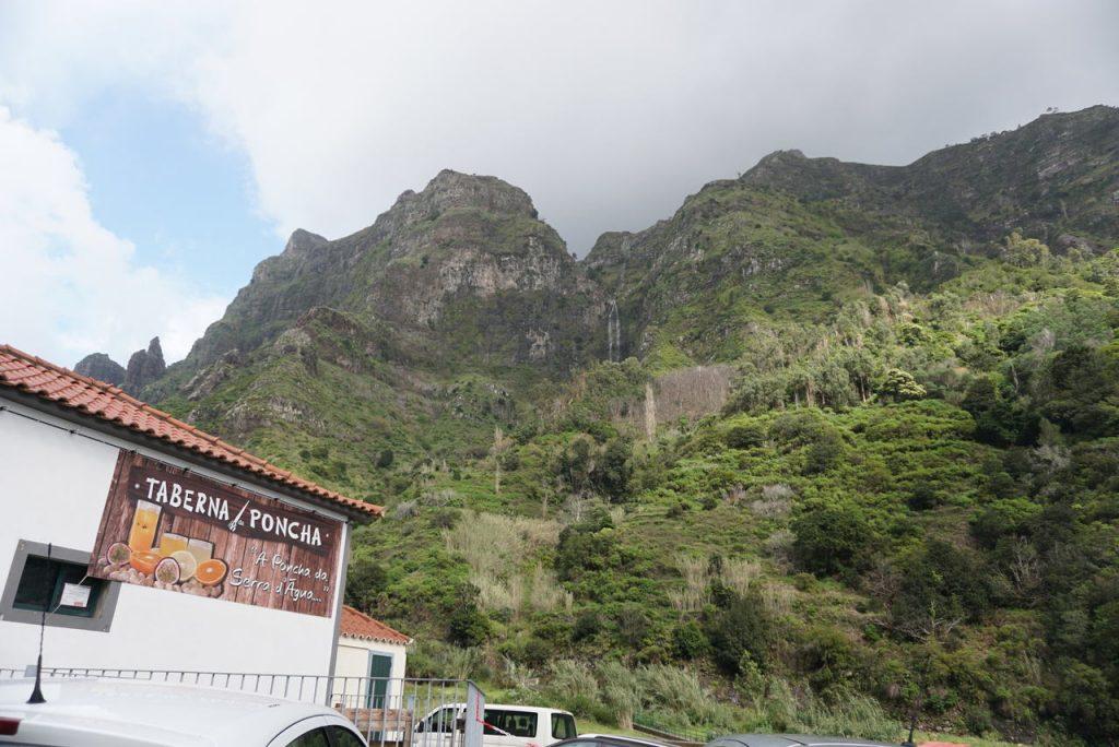 Taberna da Poncha na Serra De Água (Ribeira Brava).