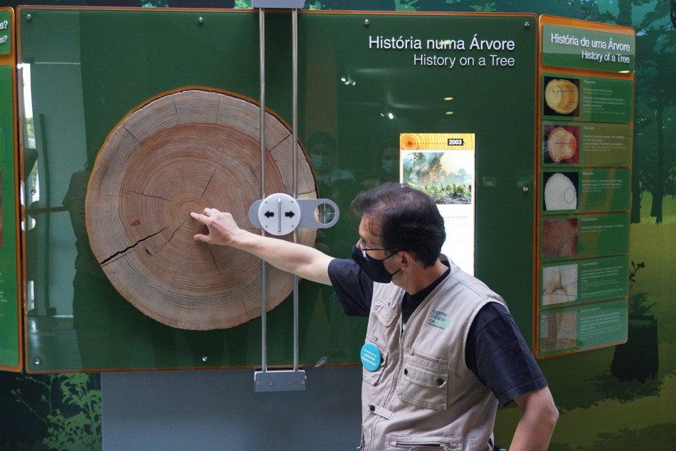 Centro Ciência Viva da Floresta em Proença-a-Nova. Road trip na Beira Baixa.